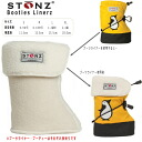 Stones kids baby boots snow shoes Bootie liner STONZ Booties Linerz キッズブーツ kids boots inner rain, snow, snow shoes kids boys girls toddler baby kids boots 1 _ _