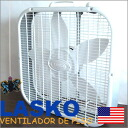 RASCO box fan LASKO BOXFAN 3733