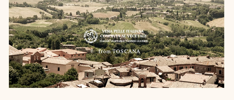 from TOSCANA