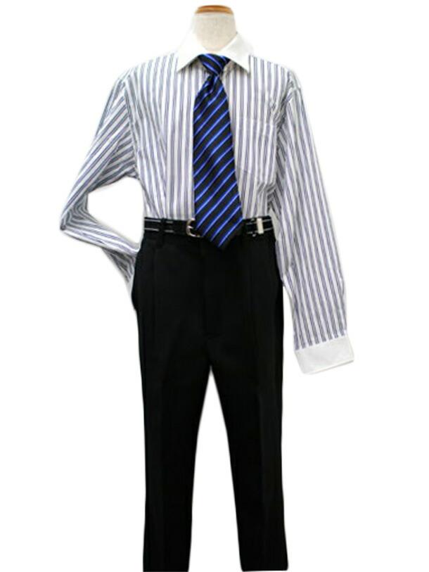 蓝西装白衬衫黑领带 白衬衫黑西装打领带 蓝西装白衬衫领带