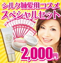★ 1,000 yen lucky bag ★ silk sister favorite cosmetics luxury bags ▼ 1000 yen duck, whitening gels, whitening BB cream, BB powder-puffs, cleansing, of ultra limited set! 1000 Yen 10P30Nov13 KT.