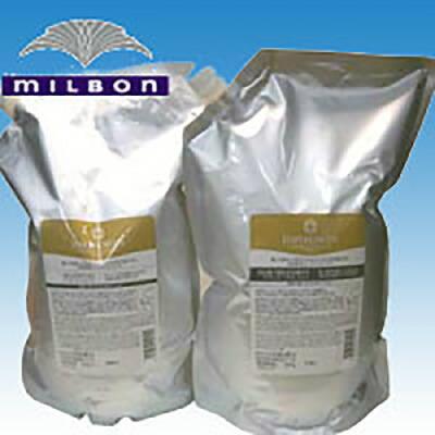 【送料無料】ミルボン インフェノム シャンプー2500mL&トリートメント2500g業務用セット