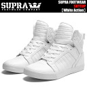 SUPRA SKYTOP White Action S18087