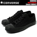 CONVERSE JACK PURCELL black monochrome (1R779)