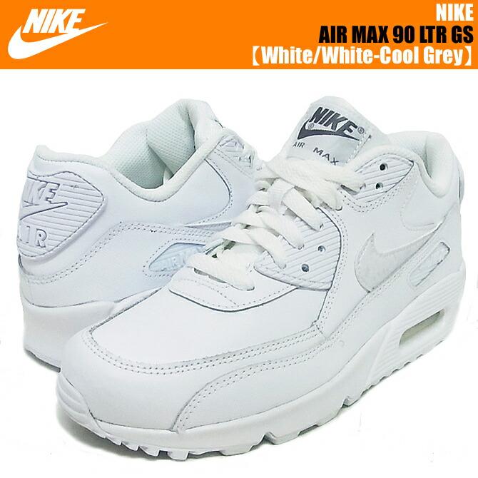 Nike Air Max 90 Ltr White