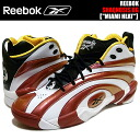 "REEBOK SHAQNOSIS OG ""MIAMI HEAT"" blk/yellow-red-wht"