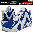 REEBOK KAMIKAZE 2 MID team dark royal/wht
