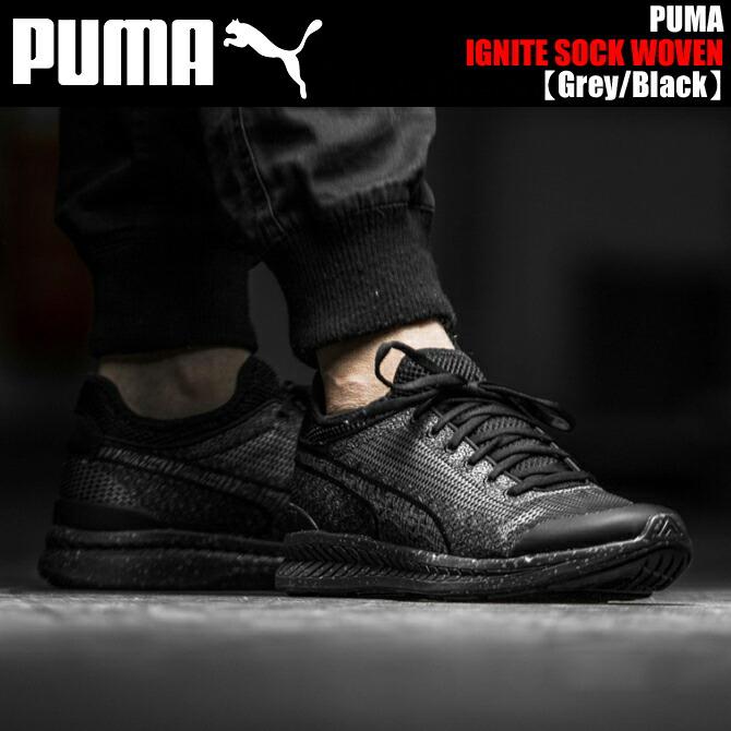 Puma Ignite Sock Woven