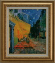 Night cafe-terrace Gogh