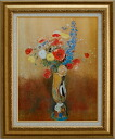 Flower Redon of the vase