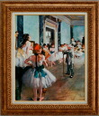 Dance studio Degas