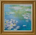 Monet water lilies Giverny