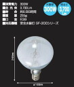Blast less mercury replacement bulb, motion (NICHIDO)