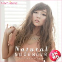 Natural nude WAVE wig フルウィッグ wig long black hair wig wig heat resistant hairstyles Linea LSRV