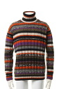 ▽It is 159600 199,500 yen →\ ▽ ETRO エトロ COLLO ALTO RIGA SHET turtle knit in WINTER sale 20%OFF
