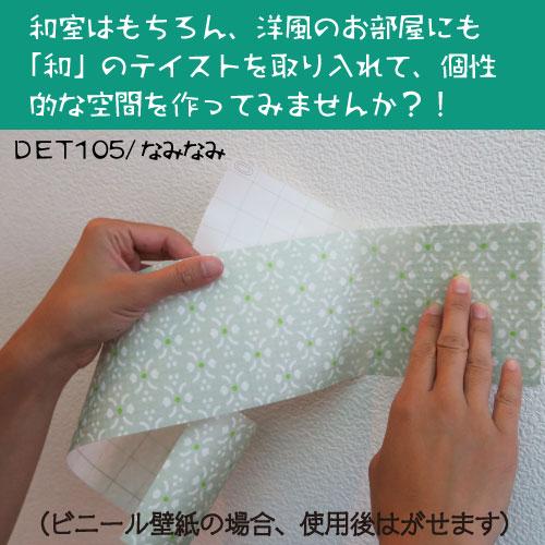 壁紙の装飾に