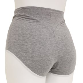 Kimeguri light grey Shorts