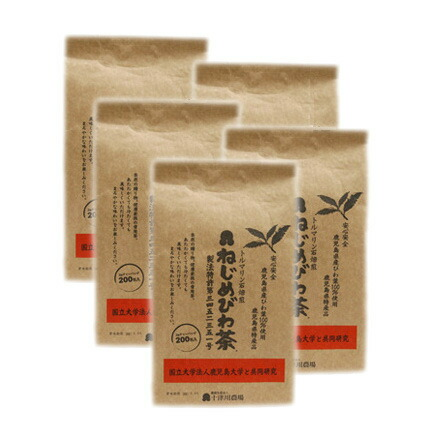 Nejime Biwatea 200p 5case - Loquat Leaves Tea