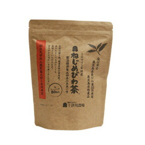 Nejime Biwa Tea 80pcs - Loquat Leaves Tea