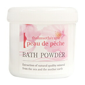 peau de peche BATH POWDER  350g