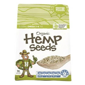 Organic Hemp Seeds Nuts