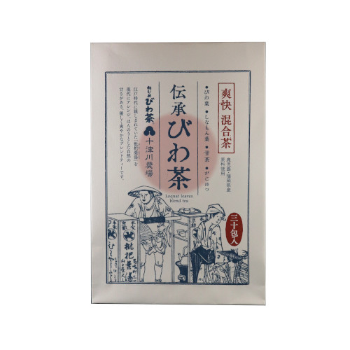Traditional Biwa tea (blend tea) 30 package