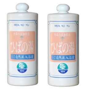 Hiba No Yu 1000cc 2P - Bath Water Mixes
