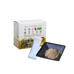 Miracle enzyme brown rice powder flour stick 4g 30bag