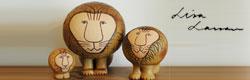 lisa larson,�ꥵ�顼����,lion,�饤�����