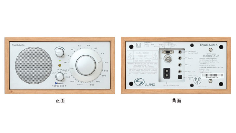 Model One BT,��ǥ롦��ӡ��ƥ���,Bluetooth�б���ǥ�,������ߥ���С�,fm,am�饸��,Tivoli Audio,���ܥꥪ���ǥ���