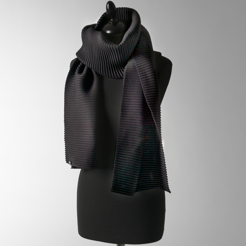 Pleece Long scarf(�ץ������������ա˥ޥե顼,�֥�å�,�ǥ�����ϥ��������ȥå��ۥ��