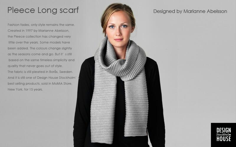 pleece long scarf,�ץ��,���������,�ޥե顼,design house stockholm,�ǥ�����ϥ������ȥå��ۥ��