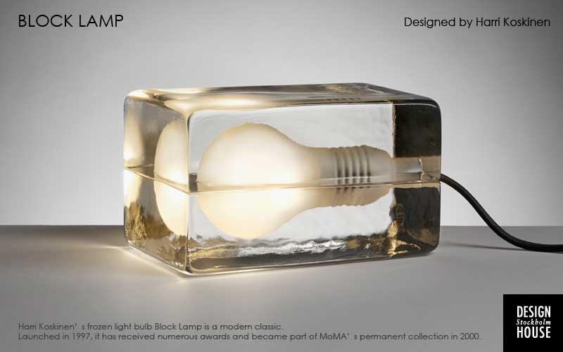 BLOCK LAMP(ブロックランプ)DESIGN HOUSE stockholm(デザインハウス・ストックホルム),ハッリコスキネン,harri koskinen,北欧,スウェーデン,北欧雑貨,北欧インテリア,北欧ギフト,デザイナーズ,ハッリコスキネン