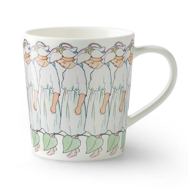 Pyrola(いちやくそう),Elsa Baskow(エルサ・べスコフ)マグカップ