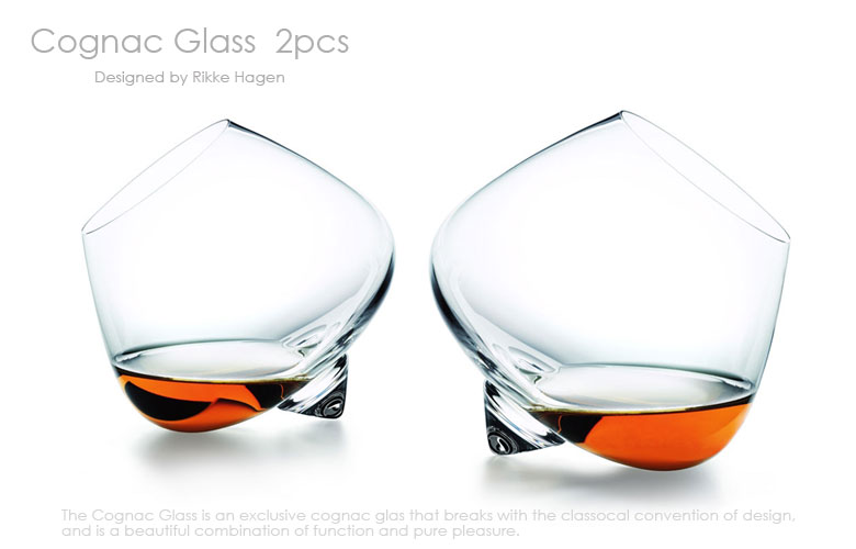 Cognac Glass,���˥�å����饹2�ĥ��å�,normann COPENHAGEN,�Ρ��ޥ󥳥ڥ�ϡ�����