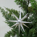 The Christmas: Christmas, silver ornaments, Bethlehem Star big
