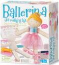 4 m ballerina doll make kits and craft sewing 10P01Sep13