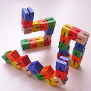 Pocket cube 6 piece set, how to make trade leaf with is suitable for small popular!! ★ all point up ★