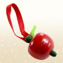 ★ all point up! ★ [Christmas: Christmas, SPL ornaments and red apples