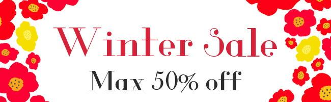 【Winter Sale】