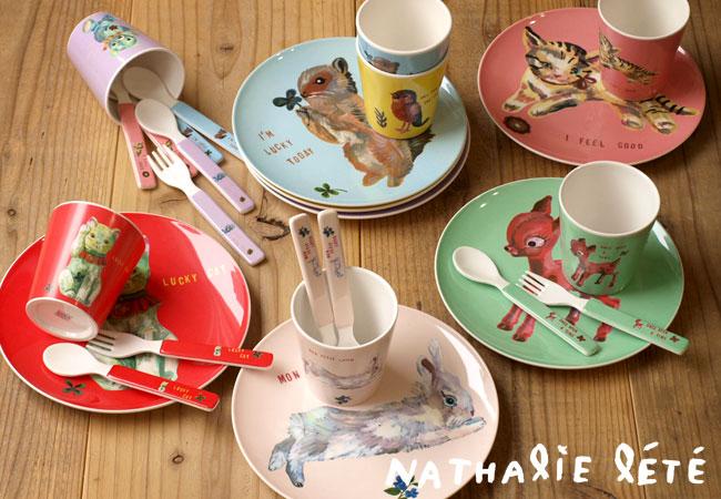 春にぴったり♪自慢したくなるくらいキュートな食器7選♡