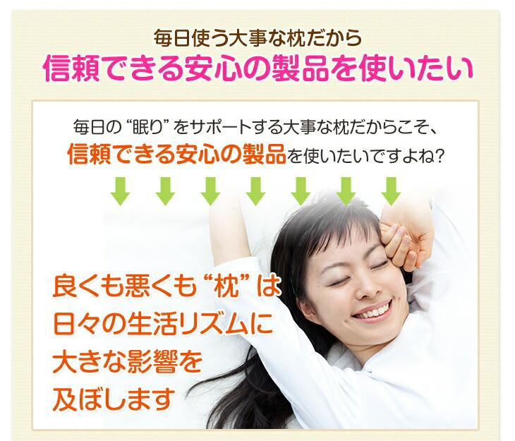 ストレートネック枕対応のネックフィット枕は信頼出きる安心の製品