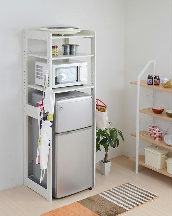 livingut  Rakuten Global Market: Rack refrigerator top rack kitchen