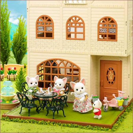 娃娃房子设计图