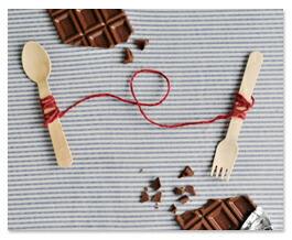 「自分チョコ」はじめましょ