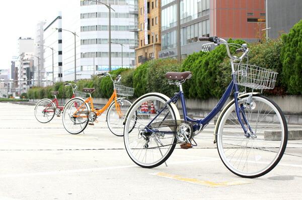 自転車の 自転車 26インチ 身長 : FCB266CT (26インチ シティ ...