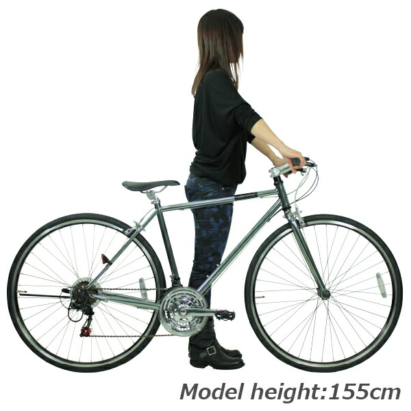 【04/19までの激安価格】 自転車 一年保障付き シマノ製18段変速 CPタイプ 通勤通学 新生活 シマノ製18段変速 軽快車 おしゃれ 18段ギア付きじてんしゃ クロスバイク タイヤサイズ700C おすすめ 全3色 MCR7018-53- 2015年モデル シティサイクル 【04/19までの激安価格】 自転車 クロスバイク CPタイプ タイヤサイズ700C