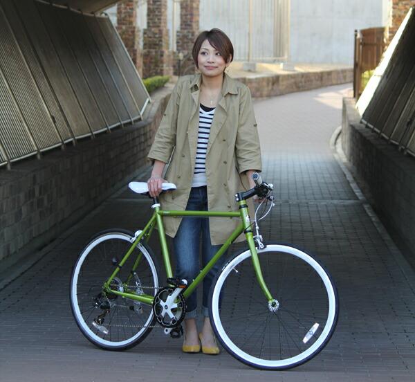 自転車の 自転車 フォーク アルミ クロモリ : ... 自転車 OSSO オッソ 650c クロモリ