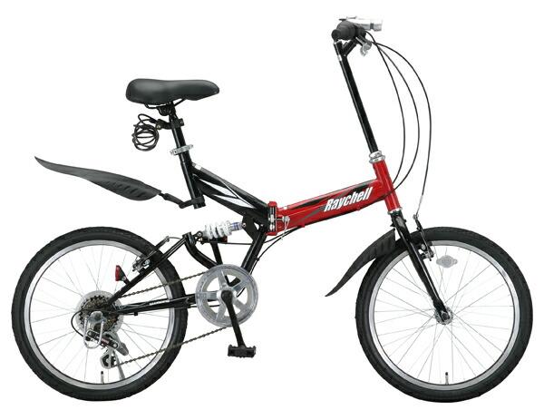 自転車の otomo 自転車 : 20インチ折りたたみ自転車 リア ...