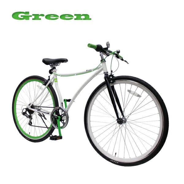 クロスバイク700c